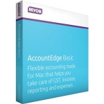 MYOB Account Edge Basic for MAC users Only