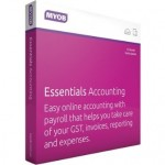 MYOB Essentials Accounting with Unlimited Payroll for PC and MAC User Online Only - 12 months Subscription