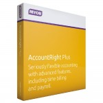 MYOB Account Right Plus for Windows Based PC Only