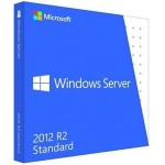 Microsoft Windows Server Stanadard 2012 R2 DVD 10 CLT