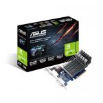 NV GT710, 1GB DDR3, 954MHz, No Fan, Silent, HDMI, DVI, D-SUB, LP bracket