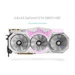 GALAX GeForce GTX 1080 Ti HOF 11GB, GDDR5X, 352-bit, 3x DP1.4, HDMI 2.0b, DVI-D