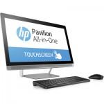 "HP PAV 27-a050a, 27"" FHD, i5-6400t, 8GB DDR4-2133, 2TB SATA, DVDRW, CAM, WIN10H64, 1-1-1"