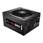 Corsair Professional Platinum Series, AX860 ATX, EPS12V, Fully Modular PSU, AU Version