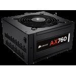 Corsair Professional Platinum Series, AX760 ATX, EPS12V, Fully Modular PSU, AU Version