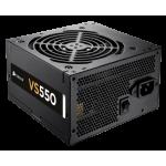 Builder Series VS550, 550 Watt Power Supply, AU Version