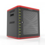VROVA Smartbox 10 Bay Android and iPad SYNC & CHARGE Cabinet Suitable for Android Tablets & iPads Up to 10 Size