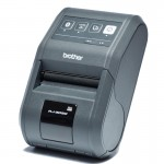 3inch Label & Receipt Mobile Printer - RJ-3050 +PA-BT-001-B + PA-SS-4000 + PA-AD-600 and Belt Clip