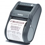 3inch Label & Receipt Mobile Printer - RJ-3150 +PA-BT-001-A + PA-SS-4000 + PA-AD-600 and Belt Clip