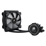 Corsair Hydro Series H75, Compatible with Intel (LGA115x, LGA1366, LGA 2011) and AMD (AM2, AM3, FMx), 120mm Radiator