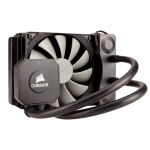 Corsair Hydro Series H45 (BULK), Compatible with Intel (LGA115x, LGA1366, LGA2011, LGA2011-3) and AMD (AM2, AM3, FM1, FM2), 120mm Radiator