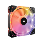 Corsair HD Series, HD120 RGB LED, 120mm High Performance RGB LED PWM fans