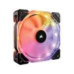 Corsair HD Series, HD140 RGB LED, 140mm High Performance RGB LED PWM fans