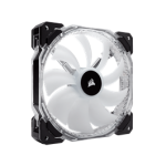 Corsair HD Series, HD140 RGB LED, 2x140mm High Performance RGB LED PWM fans (dual) with controller