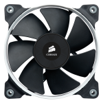 Corsair Fan, SP120 PWM High Pressure Fan, 120mm x 25mm, 4 pin, Dual Pack