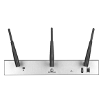 Unified Wireless AC Services Router with 4 LAN and 2 WAN Gigabit Interfaces (2 USB 2.0 Ports)