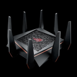 ROG Rapture GT-AC5300 Extreme Gaming Router,  1.8GHz 64bit quad-core CPU, 1GB DDRIII RAM & 256 MB Flash
