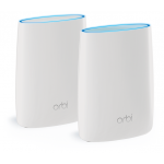 Orbi High-performance AC3000 Tri-band WiFi System (Router & Satellite)