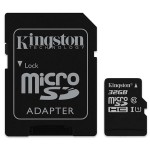 16GB microSDHC Class 10 UHS-I 45R Flash Card Far East Retail