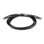10GbE SFP+ 3m Direct Attach Cable for DGS-3420/ 3620 Series Switches