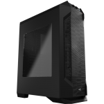 Aerocool LS-5200 Black Mid Tower for water cooling, built-in two fan controller switches, USB3.0 x 1, USB2.0 x 2, HD audio Mic