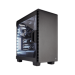 Carbide Quiet 400C, Compact Mid-Tower Case