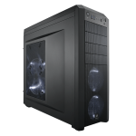 Corsair Carbide Series 500R Mid-Tower Gaming Chassis, Black