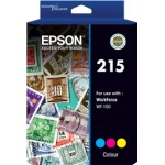 215- Pigment Colour ink(Epson WorkForce WF-100)