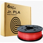 FILAMENT PLA(NFC) 600G Clear Red for da Vinci Jr/Mini series