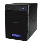 ReadyNAS 214 MEDIA HUB - 4 bay Consumer Desktop NAS (Diskless)