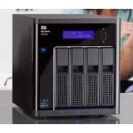 My Cloud EX4100 Expert Series 4-Bay 16TB NAS, 1.6GHz Dual-Core CPU, 2GB DDR3, RAID, backup, media server - Black