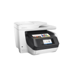 HP OfficeJet Pro 8720 All-in-One Wireless, Print, Fax, Scan and Copy, Duplex, 256 MB, 15.01KG, USB, Thermal Inkjet
