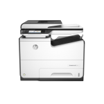 HP PageWide Pro 577dw Multifunction, ePrint/AirPrint/Cloud Print/WiFi Direct, replaces CN598A(X576dw)