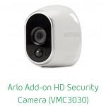 NETGEAR VMC3030 ARLO Smart Home Security - Add-on HD Security Camera