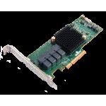 2274500-R - HRAID0, 1, 10, 1E, 16INT PORT, 4TOP MOUNT, X8 PCIEG3, 256MC, MD2
