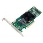 2277500-R - 12GB/S ROC, PCIG3, HYBRID RAID 0, 1, 1E, 5, 6, 10, 50, 60, 8INT PORT, 2x SFF-8643 CONNECTOR, 1GB CACHE, MD2-LOW PROFILE