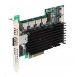 6G SAS/SATA RAID CONT/24PORT/FULL-HEIGHT/6Gbps/8xPCIe/512MB