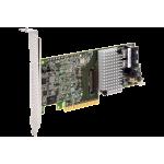 12Gb/s SAS, 6Gb/s SATA, LSI3108 ROC Mainstream Intelligent RAID 0, 1, 5, 10, 50, 60, x8 PCIe Gen3