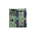 Intel Server Board S2600CW2R, Disti 5 Pack