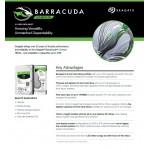 "Barracuda HDD, 2.5"", 3TB, SATA 6Gb/s, 5400rpm"