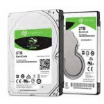"Barracuda HDD, 2.5"", 500GB, SATA 6Gb/s, 7mm"