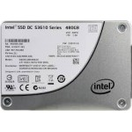 Intel SSD DC S3610 Series (480GB, 2.5in SATA 6Gb/s, 20nm, MLC) 7mm, Generic Single Pack