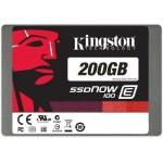 Kingston SSD E100 Enterprise / 200G / SF-2500 / eMLC / NO BRACKET