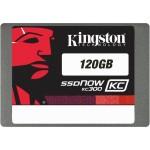 Kingston SSD KC300 120GB Enterprise SSD / SF2281 / SATA3 / NO BRACKET