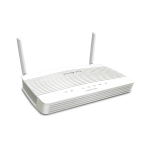 DrayTek DVLTE200N LTE CAT4 Router with dual SIM card slot, 2 x Gigabit LAN Switch, CSM, 2 x VPNs, 2 x SSL VPNs, 802.11n Wi-Fi, and support VigorACS SI
